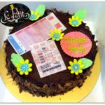 Strike Lottery ToTo 4D Cake