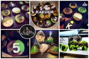 Army Soldier Theme Cake Cupcakes Cookie