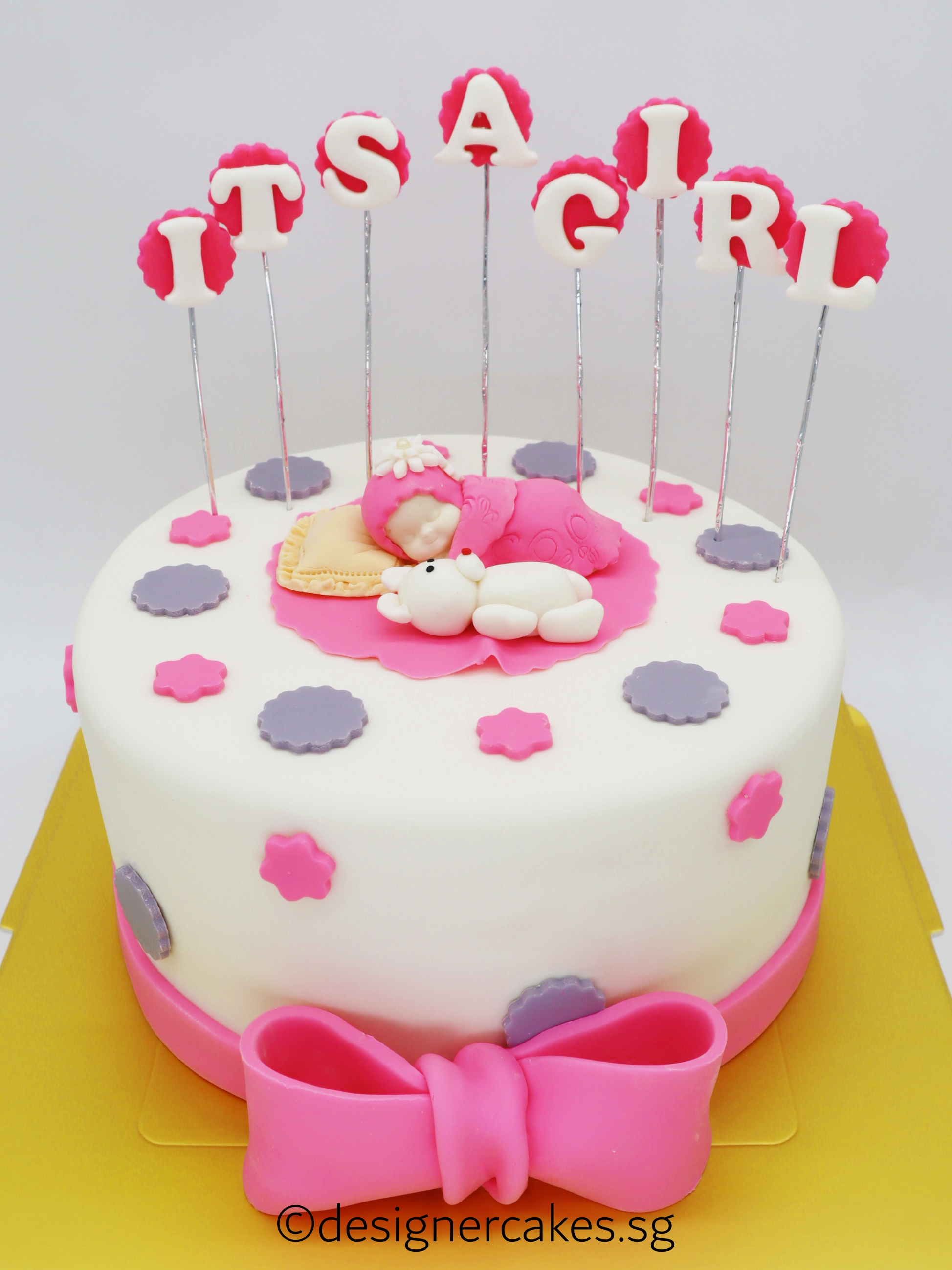 Baby Cakes Collection Le Petit Empire Designer Cakes